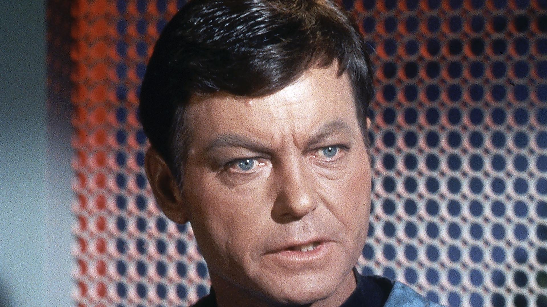 Dr Leonard 'Bones' McCoy