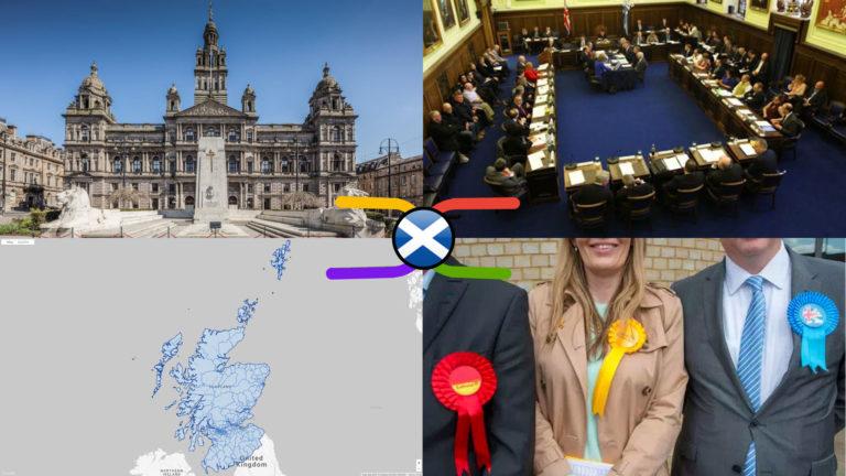 Scottish Local Councils, Electoral Wards & Local Councillors – Political Knowledge Atlas (30 Nov 2020)
