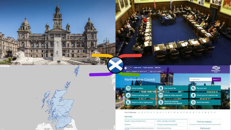 Scottish Local Councils – General & Geographic Knowledge Atlas (19 Sep 2019)